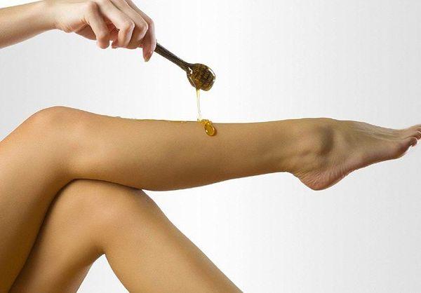Шугаринг, удаления волос, сахар и мед