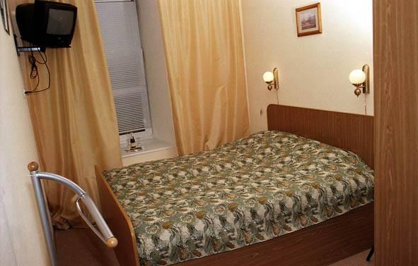 Дешевые гостиницы и отели Санкт-Петербурга - Гостиница Central-Inn в Санкт-Петербурге, номер Стандарт семейный