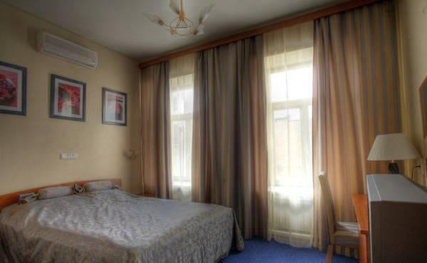 Дешевые гостиницы и отели Санкт-Петербурга - Гостиница Петровский двор в Санкт-Петербурге, номер Двухместный стандарт dbl