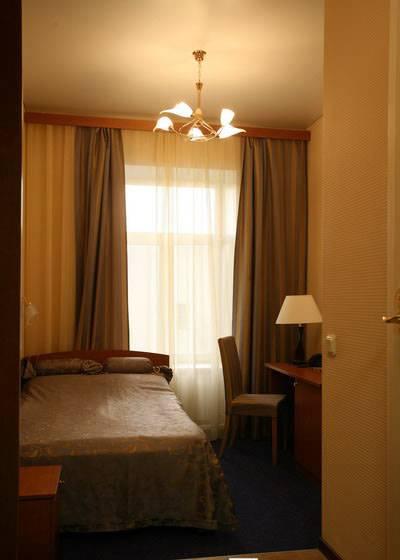Дешевые гостиницы и отели Санкт-Петербурга - Гостиница Петровский двор в Санкт-Петербурге, номер Одноместный стандарт