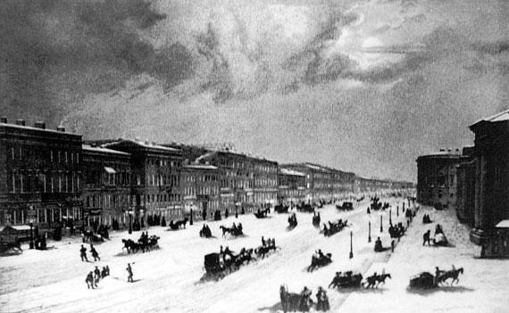 История культуры Петербурга